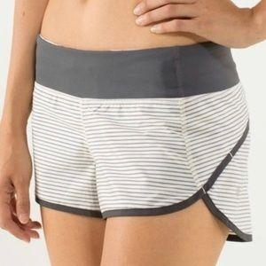 Lulu lemon speed shorts